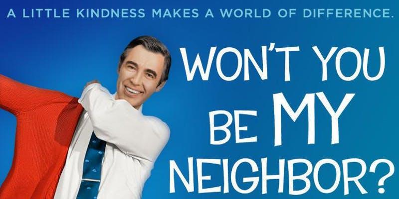 Agora Won T You Be My Neighbor Documentary Screening W83 Ministry Center