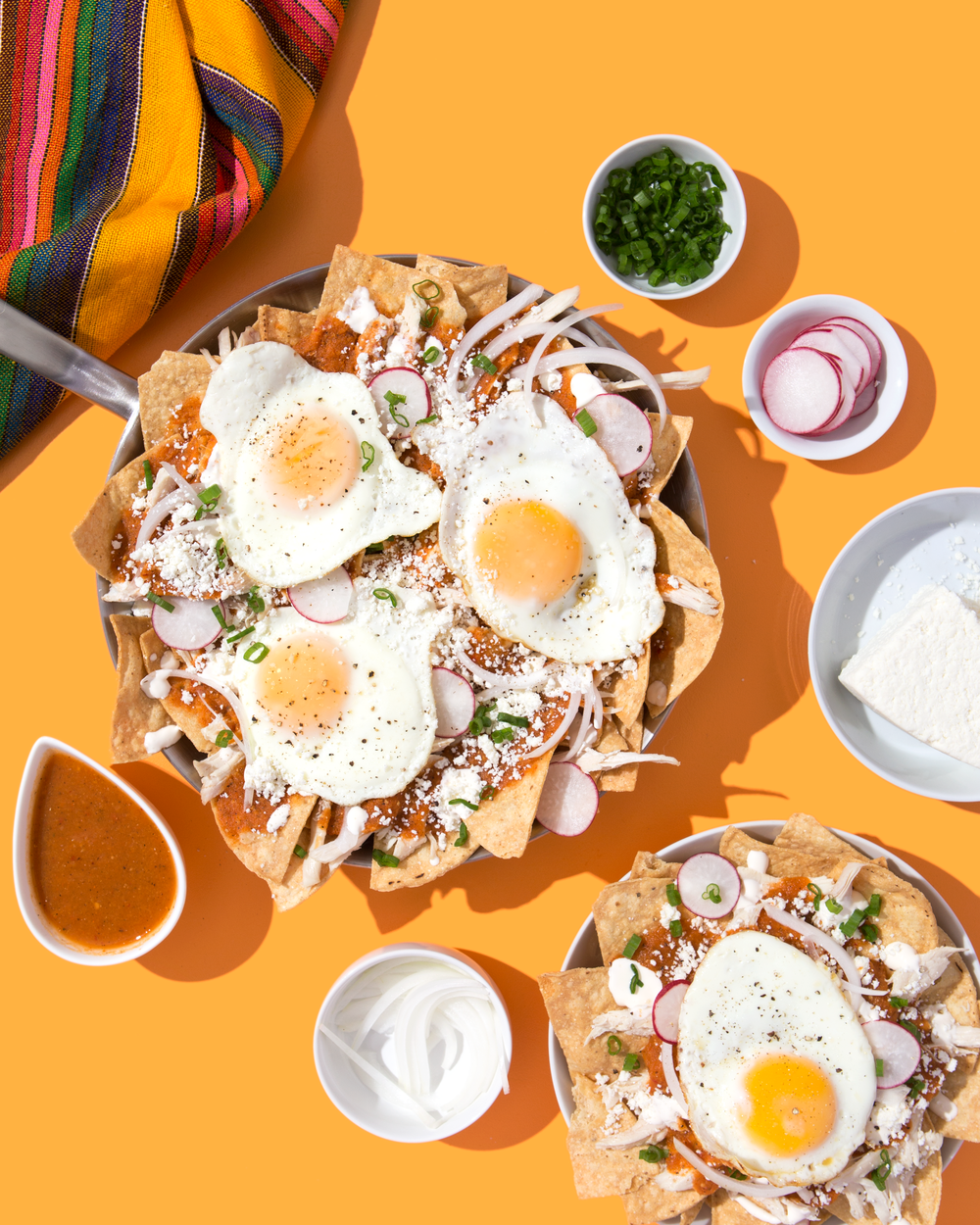 Breakfast Nachos! ->  View the Recipe Here