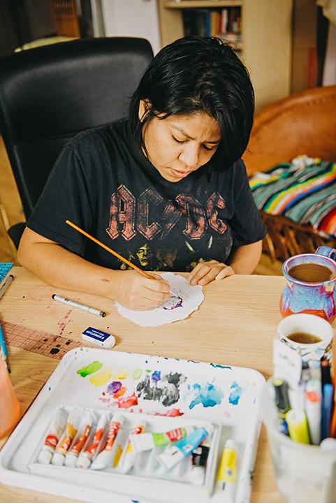 Featured Artist / Art & Photographywith Maritza Torres -