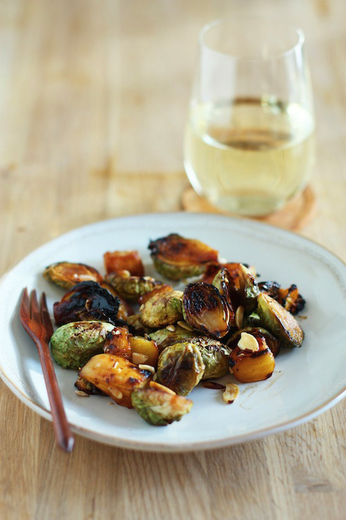 Charred Brussels Sprouts 1 copy