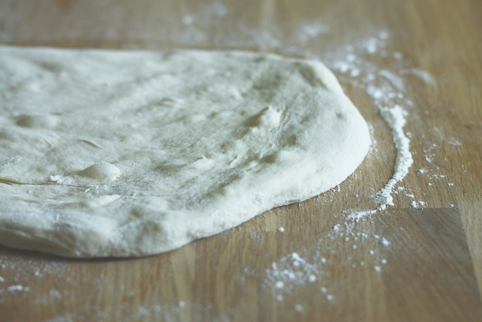 Flatbread dough