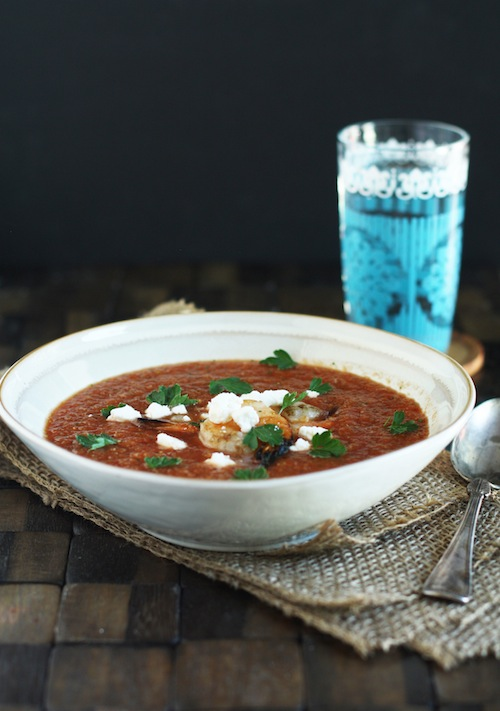 Gazpacho for Summer