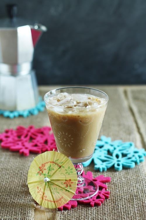 How to Make Thai Iced Coffee
