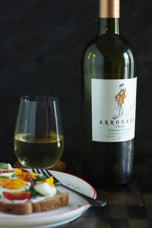 Arrogant Frog Wines :: Bastille Day Recipe