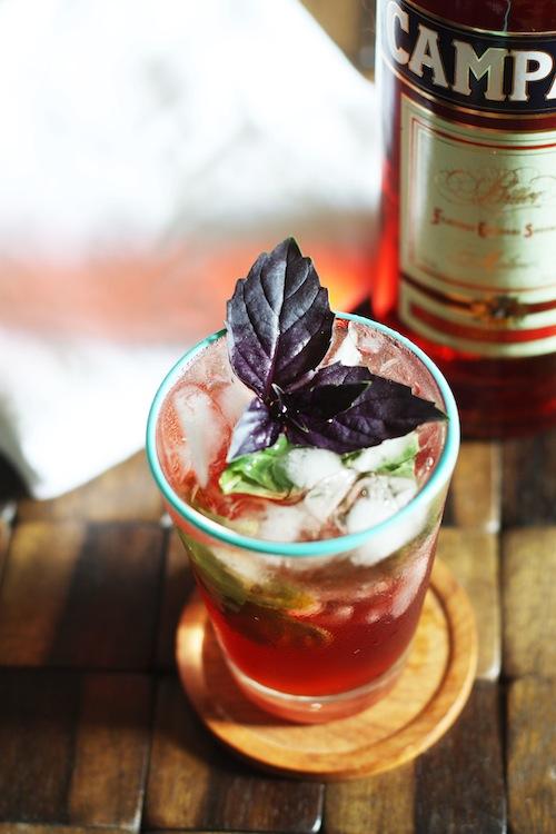 Campari Cocktail Recipe
