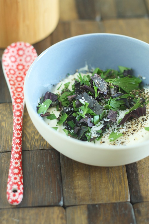 Herb Mayonnaise :: Set the Table