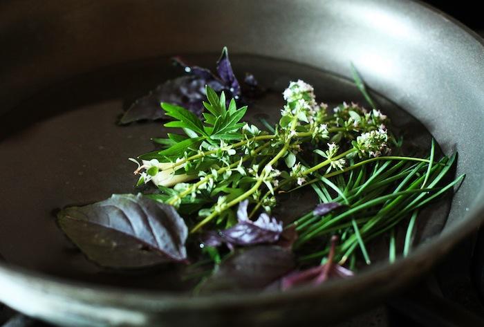 Herbs for Poaching Liquid
