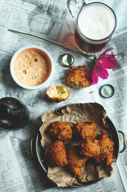 Mom's Hush Puppies :: Comfort Food Friday