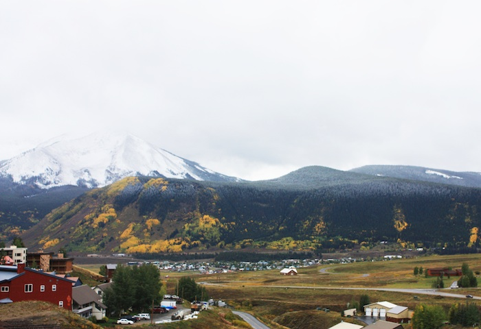 Crested Butte Fall 2013 :: Set the Table