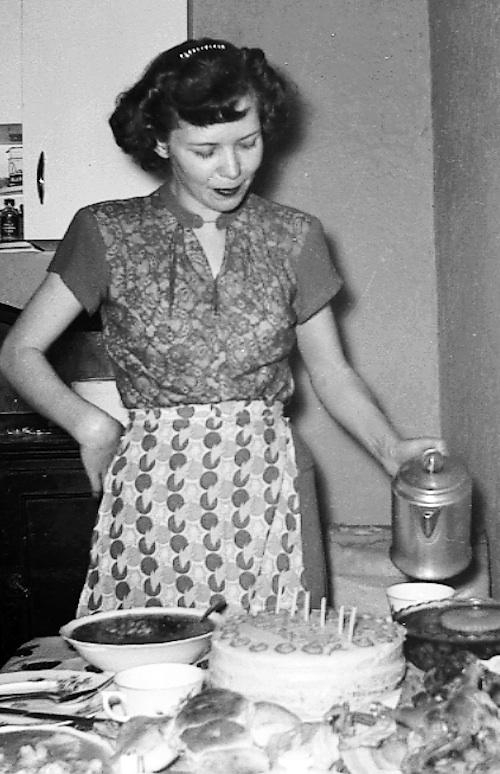 Grandma Della