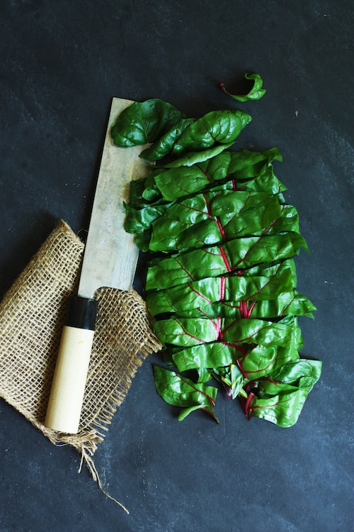 Swiss Chard :: Set the Table