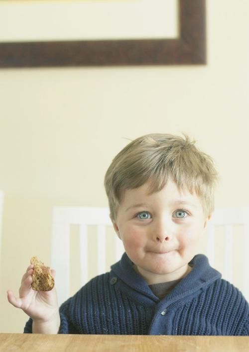 EatingHealthyDoughnuts
