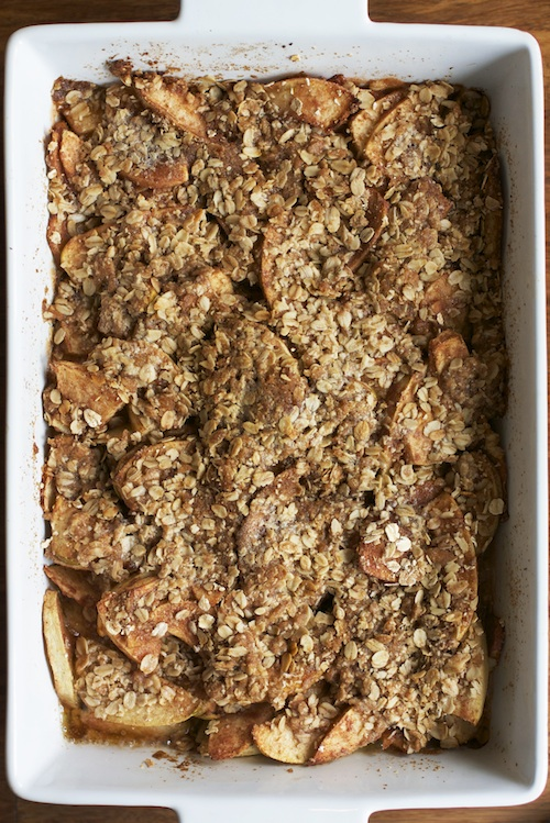 Apple Crisp | Set the Table