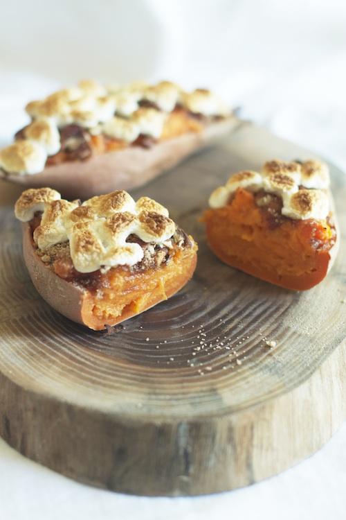 Thanksgiving Sweet Potato Recipe | Set the Table