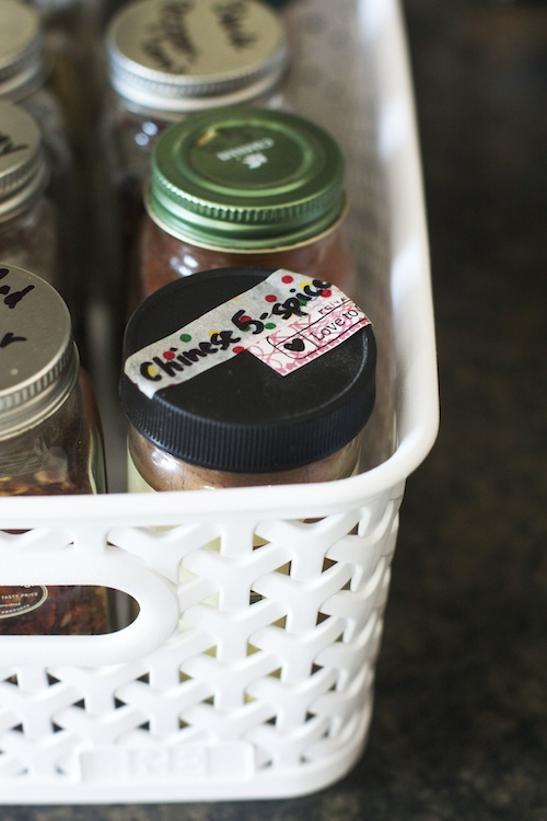 Spice Jar Labels | Set the Table