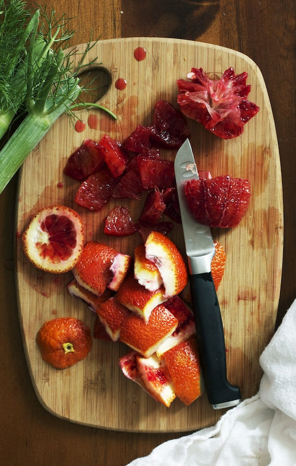 Blood Orange Segments | Set the Table