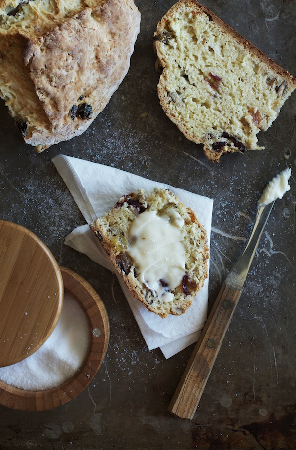 Irish Soda Bread Recipe | Set the Table