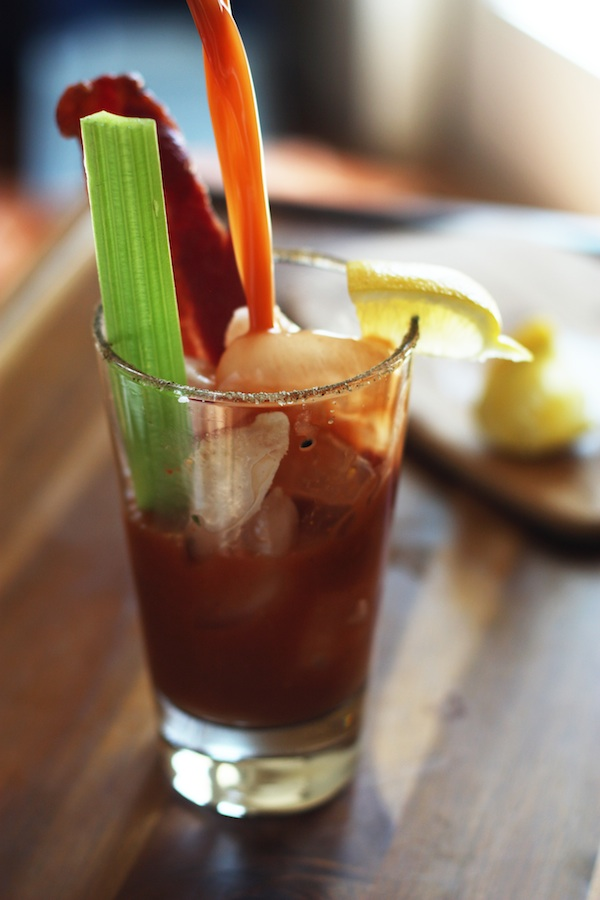 Japanese-Inspired Bloody Mary | Set the Table