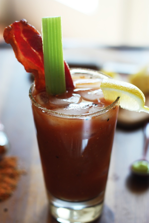 Wasabi Bloody Mary | Set the Table