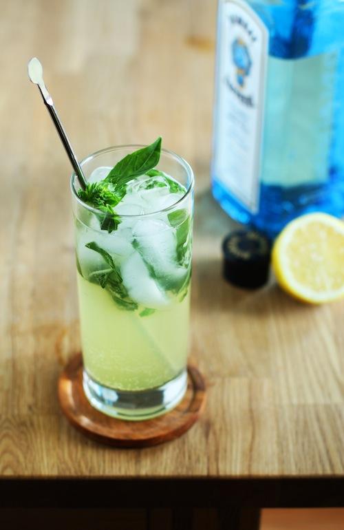 Basil-Gin-Fizz