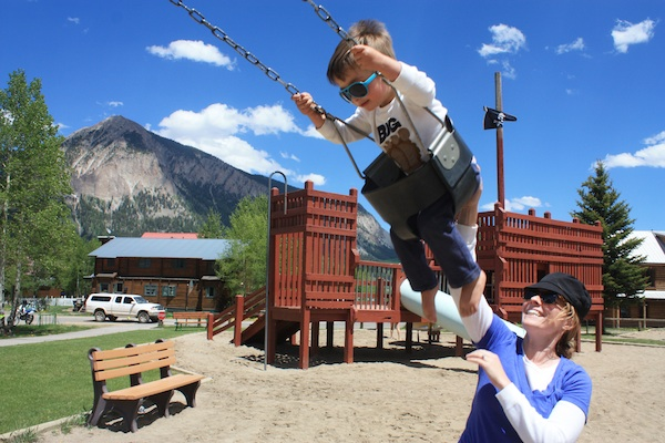 Epic Swinging in Crested Butte | Set the Table