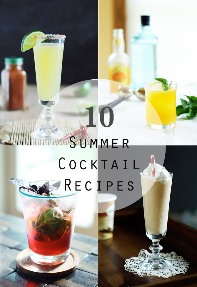 Summer Cocktail Roundup