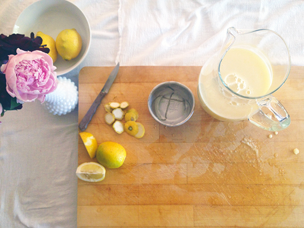Spiked Lemonade | Set the Table