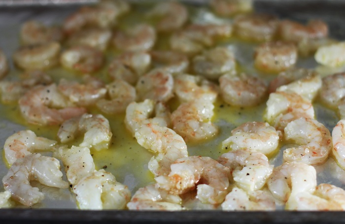 Shrimp & Citrus Oil | Set the Table