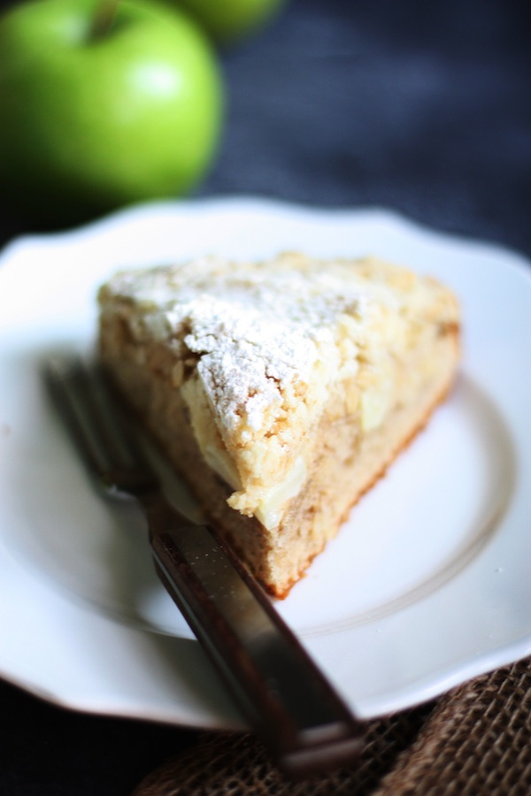 Irish Apple Cake Recipe | Set the Table