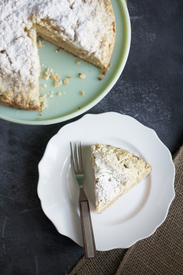Irish Apple Cake | Set the Table
