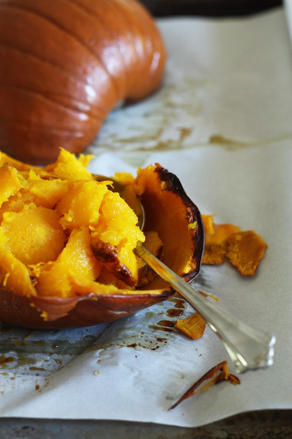 Roasted Pumpkin How To | Set the Table