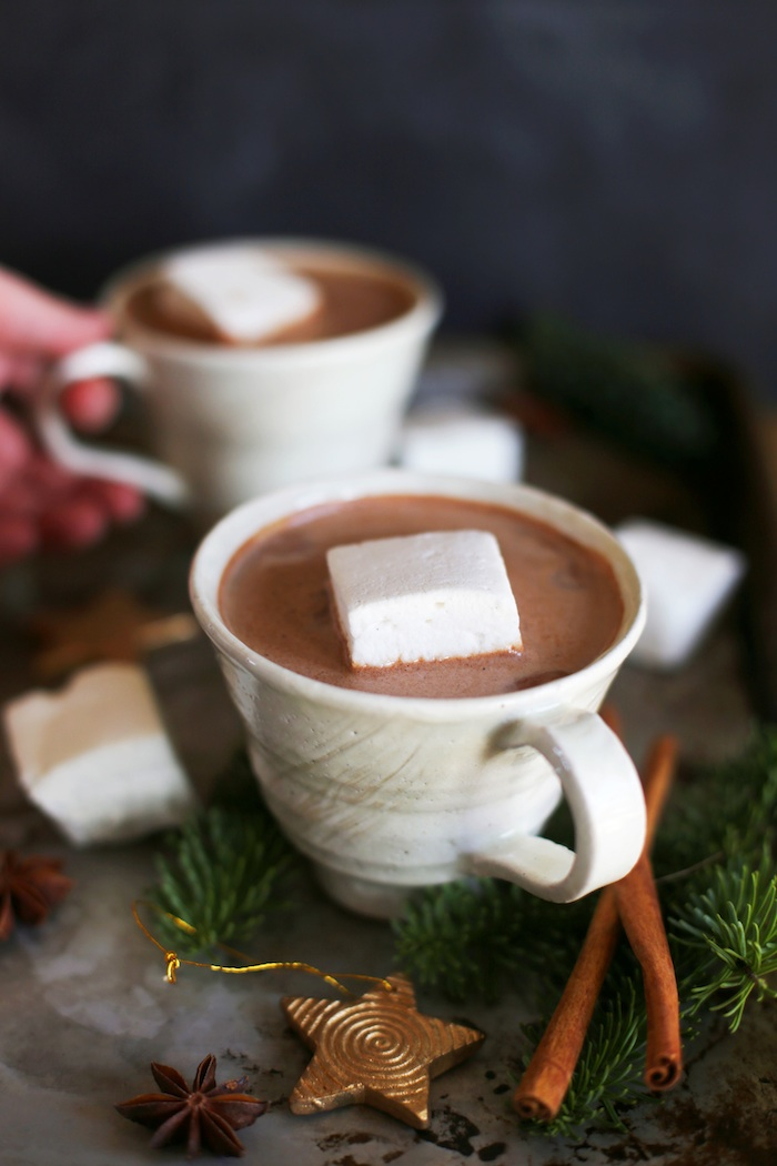 Chinese 5 Spice Hot Chocolate | Set the Table