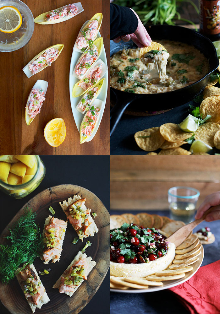 New Years Eve Foods