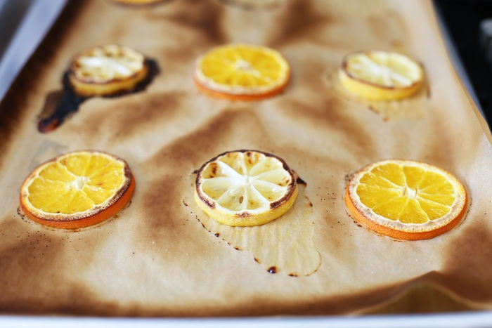 Broiled Citrus | Set the Table