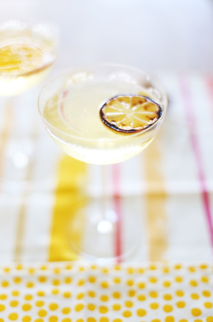Winter Citrus Cocktail | Set the Table