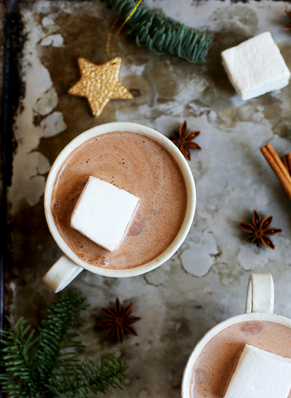 Chinese 5 Spice Hot Cocoa — Set the Table