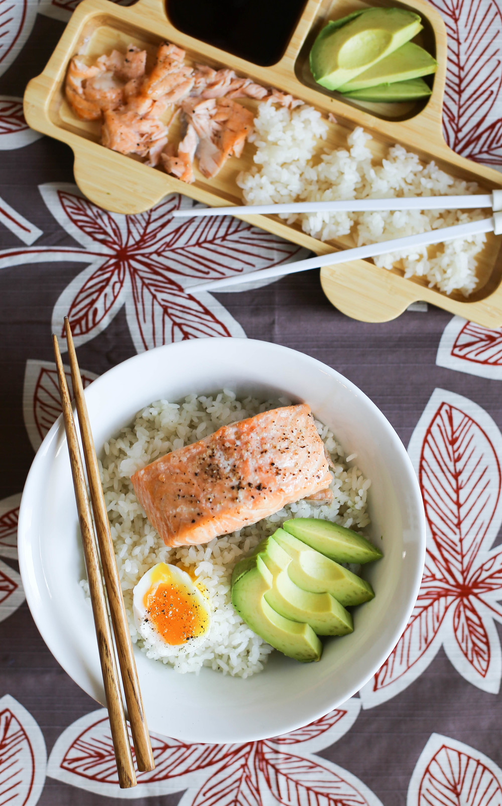 15 minute salmon avocado rice bowls video set the table dont forget to subscribe to our youtube channel so you dont miss upcoming videos know someone who would love this meal share this video with them ccuart Image collections