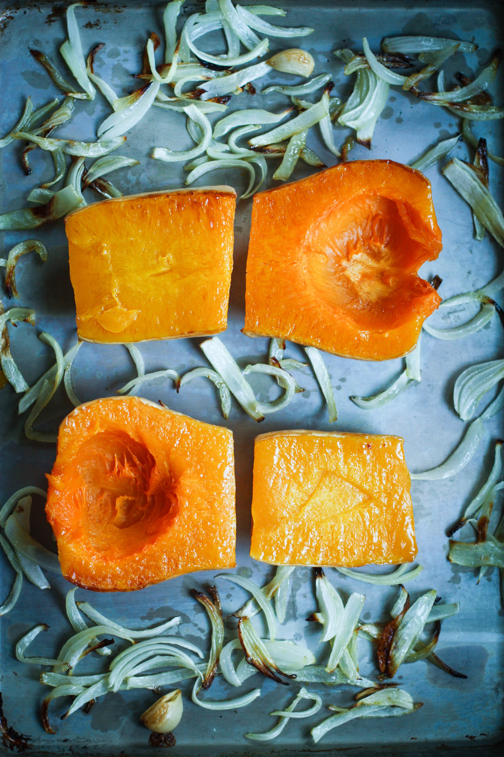 Roasted Butternut Squash :: Set the Table