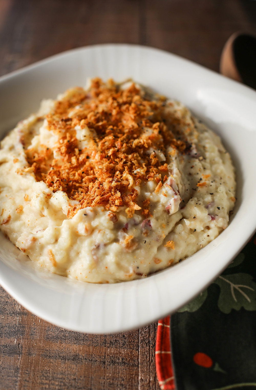 Miso Mashed Potatoes