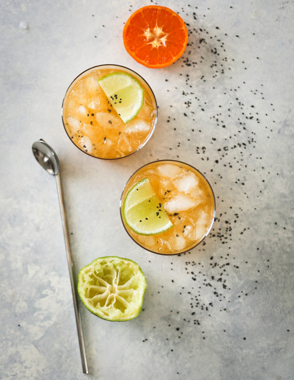 clementine margarita | Set the Table Blog