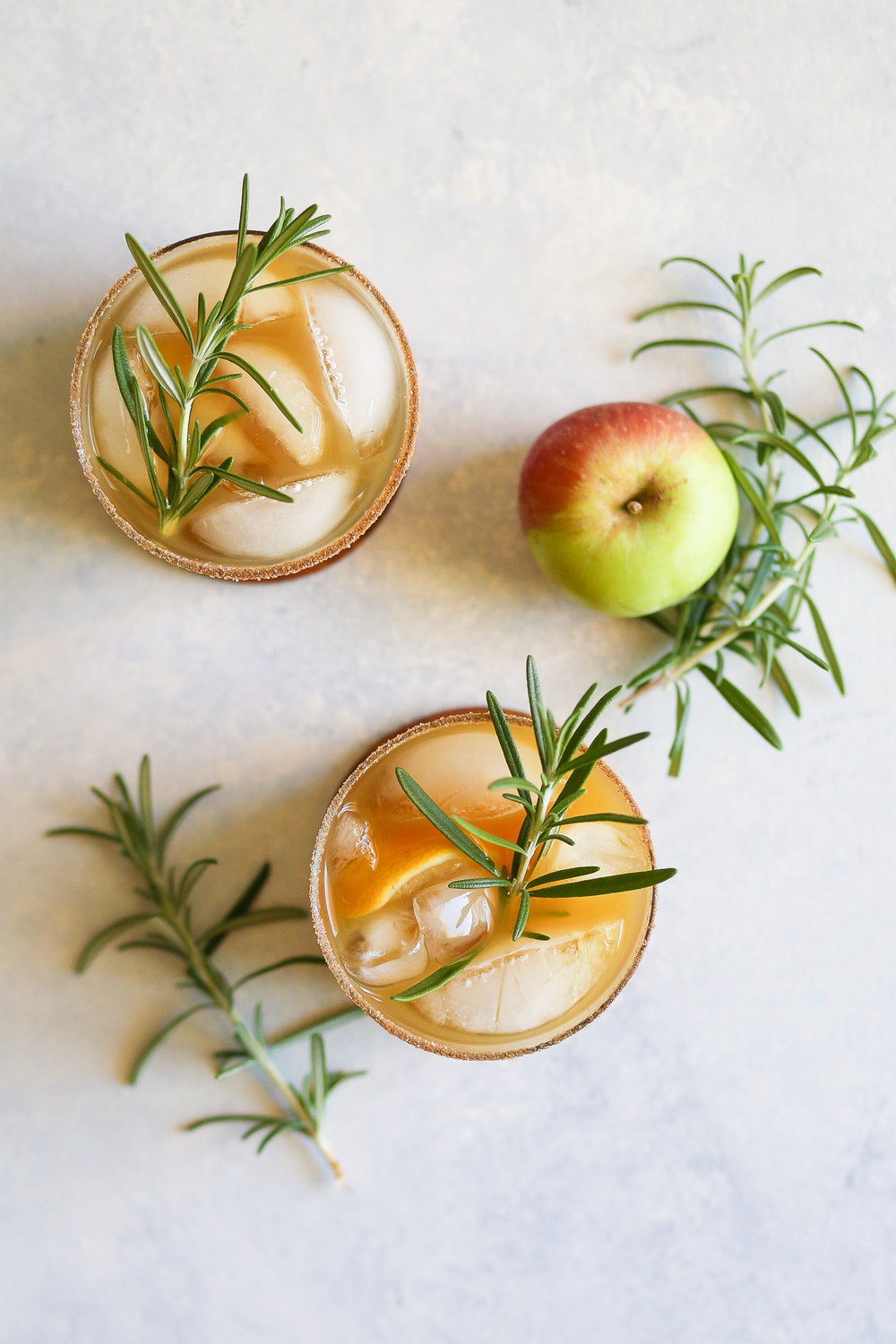 Bourbon Apple Cider | Set the Table