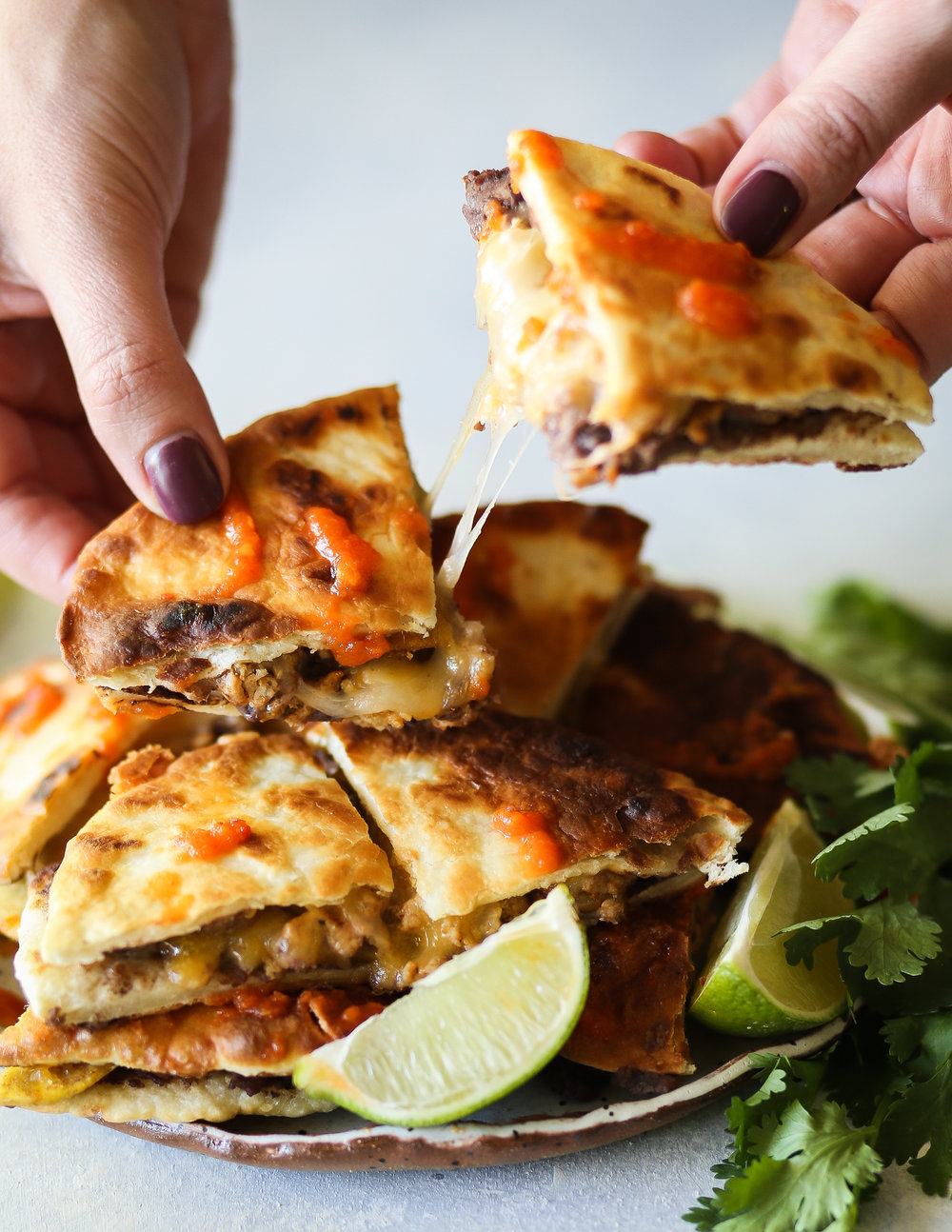 Loaded Belizean Fry Jacks | Set the Table