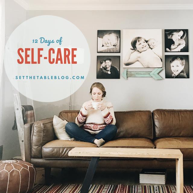 12 Days of Self-Care: Meditation | Set the Table #selfcare #meditation
