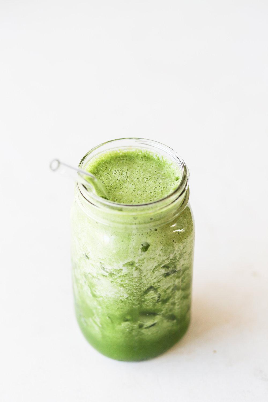 Detoxing Blended Green Juice | Set the Table #greenjuice #detox #recipe