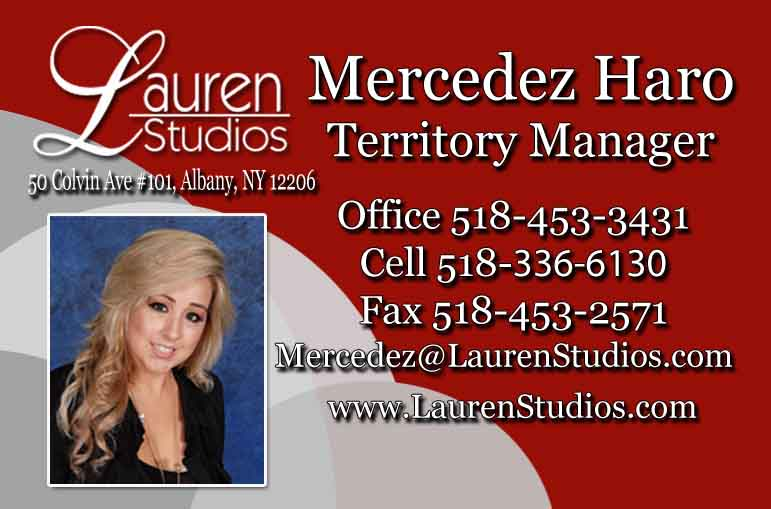 For the Albany, NY - Contact  Mercedez Haro  for more information.