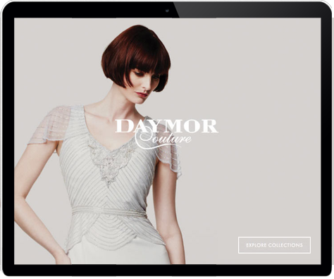 A women's fashion website with enhanced functionality for wholesale buyers.
