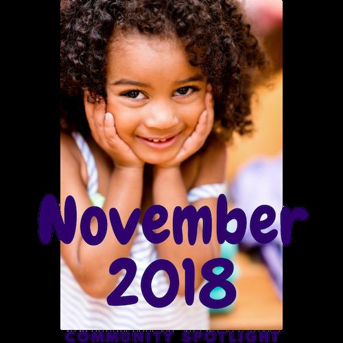 November 2018 Community Spotlight.png