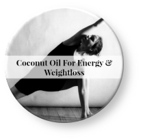 Boost metabolism with coconut oil