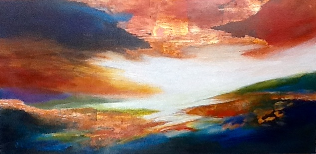 Magical Light 24x48