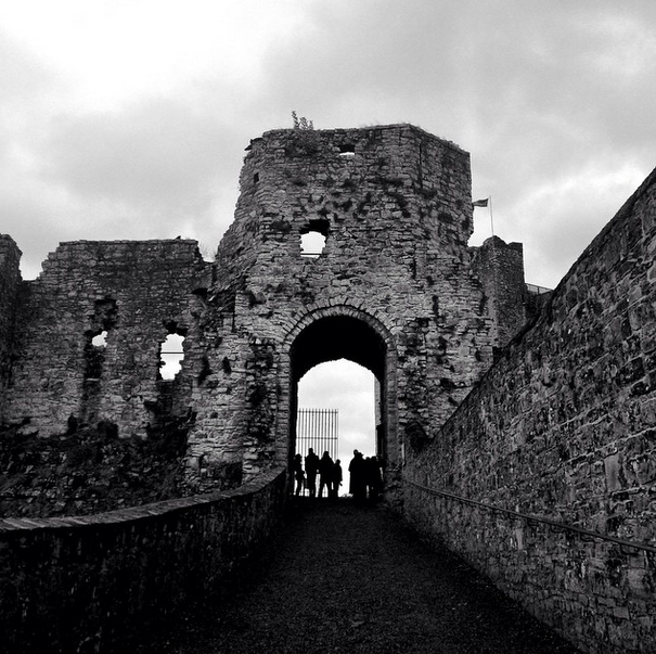 Trim Castle // Trim, Ireland